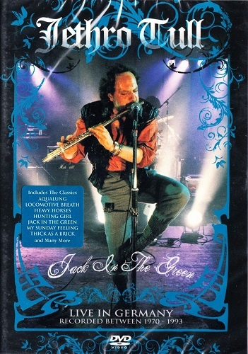 Jethro Tull - Jack in the Green (1970-1993)