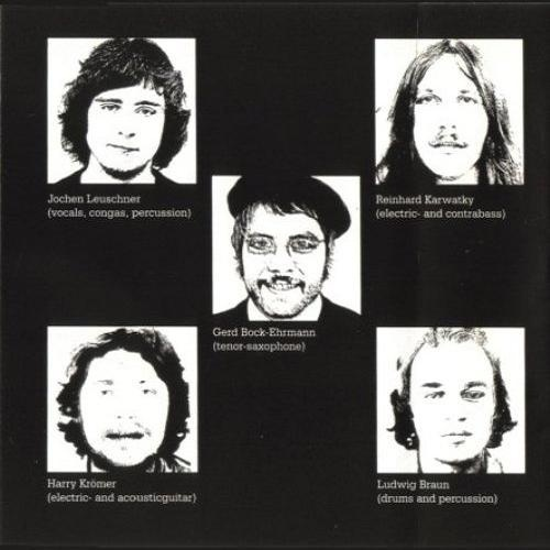 Dzyan - Discography (1972-1975)