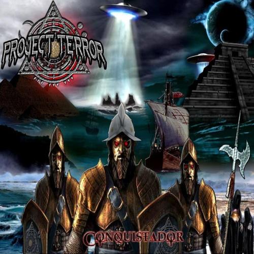 Project Terror - Conquistador (2014)