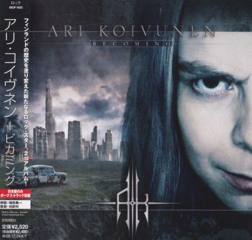 Ari Koivunen - Весоming [Jараnеsе Еditiоn] (2008)