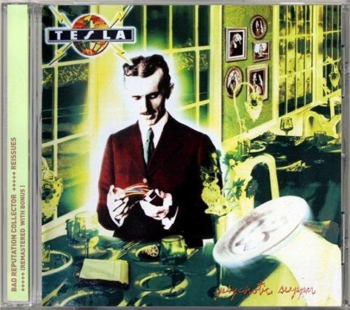 Tesla - Psychotic Supper [Bad Reputation 2-CD remastered version 2021)