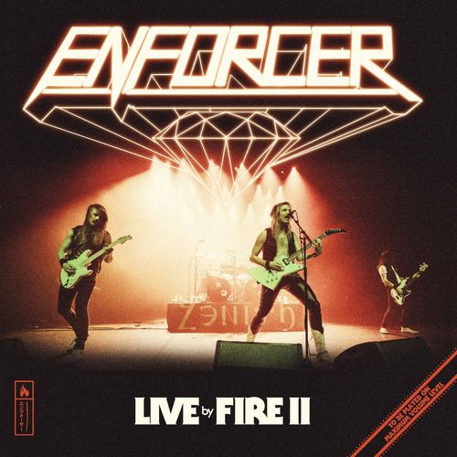 Enforcer - Live by Fire II (2021)