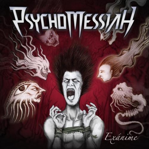 Psycho Messiah - Exánime (2021)