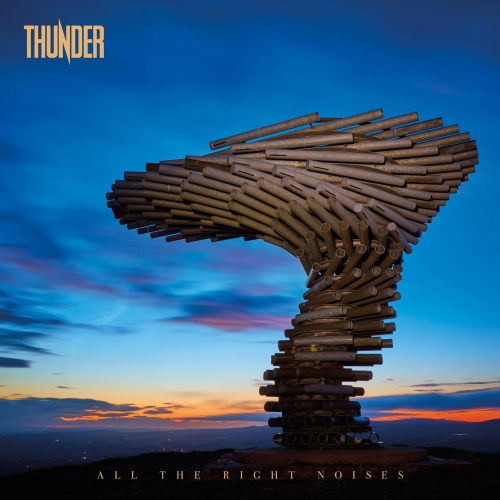 Thunder - All the Right Noises (2 CD DELUXE EDITION) (2021)