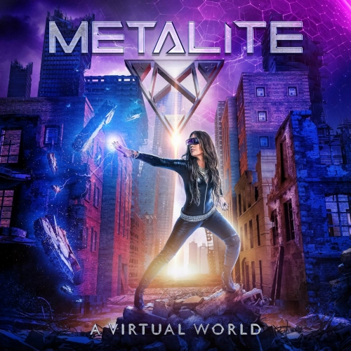Metalite - A Virtual World  (Japanese Edition) (2021)