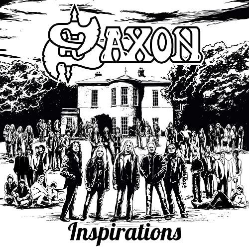 Saxon - Inspirations (2021)