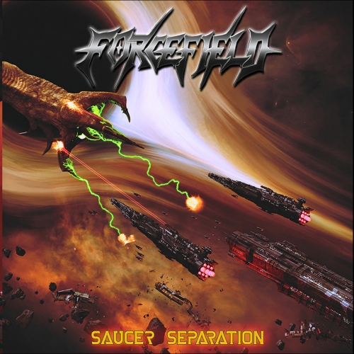 Forcefield - Saucer Separation (2021)