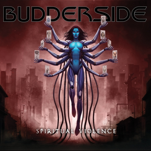 Budderside - Spiritual Violence (2021)