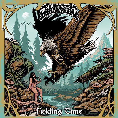 Blackjack Mountain - Holding Time (2021)