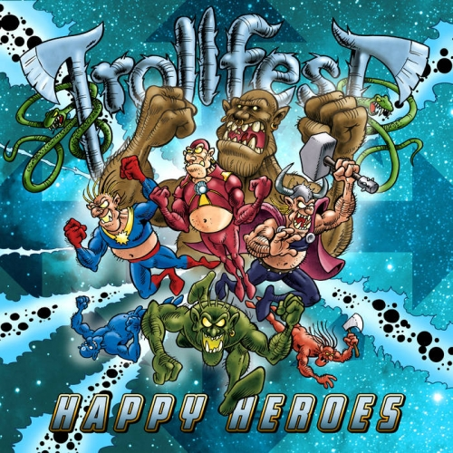 Trollfest - Happy Heroes (2021)