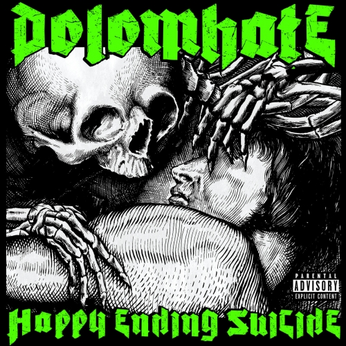 DolomHate - Happy Ending Suicide (2021)