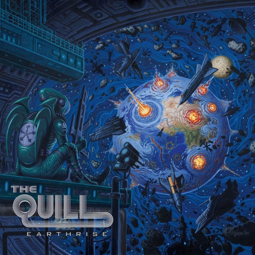 The Quill - Earthrise (2021)