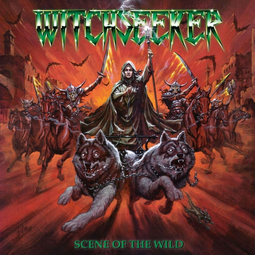 Witchseeker - Scene of the Wild (2021)