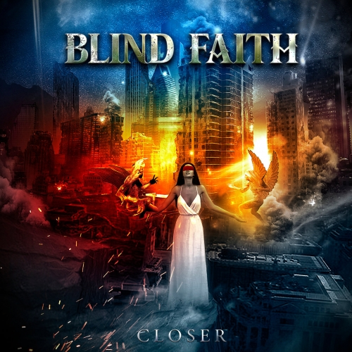 Blind Faith - Closer (EP) (2021)