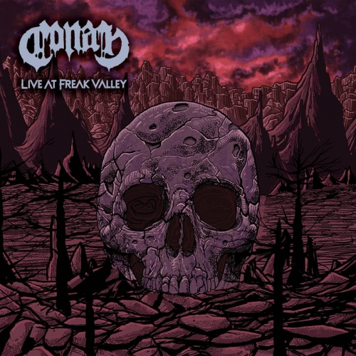 Conan - Live at Freak Valley (2021)
