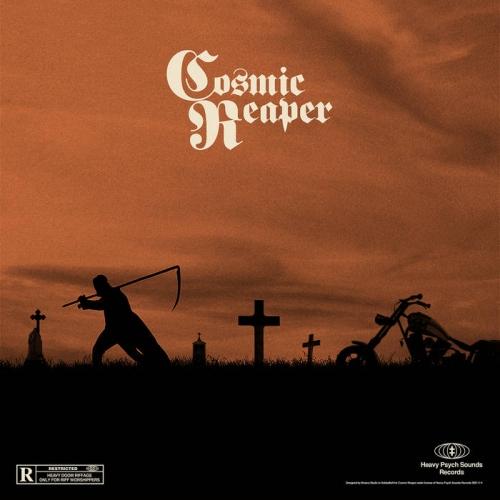 Cosmic Reaper - Cosmic Reaper (2021)