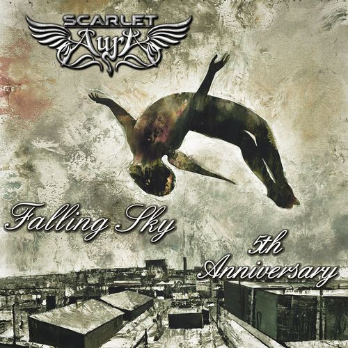 Scarlet Aura - Falling Sky (5th Anniversary / Remastered) (2021)