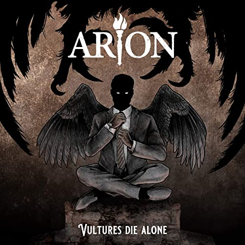 Arion - Vultures Die Alone (Japanese Edition) (2021)