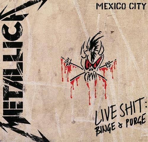 Metallica - Live Shit: Binge and Purge (1993)