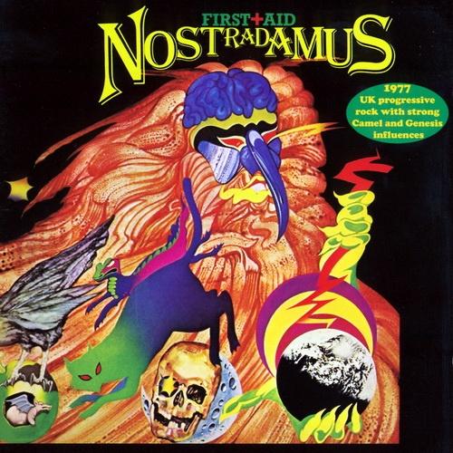 First Aid - Nostradamus (1977)