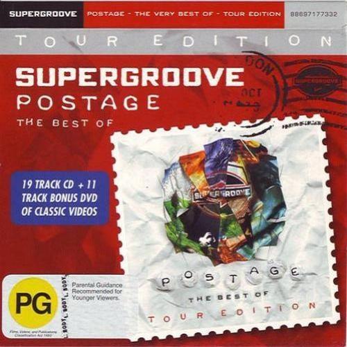 Supergroove - Postage - The Best Of (Bonus DVD) (2007)