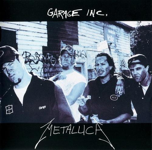 Metallica - Garage Inc. [Reissue 2014] (1998)
