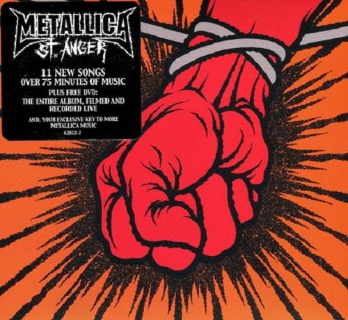 Metallica - St. Anger [Reissue 2013] (2003)