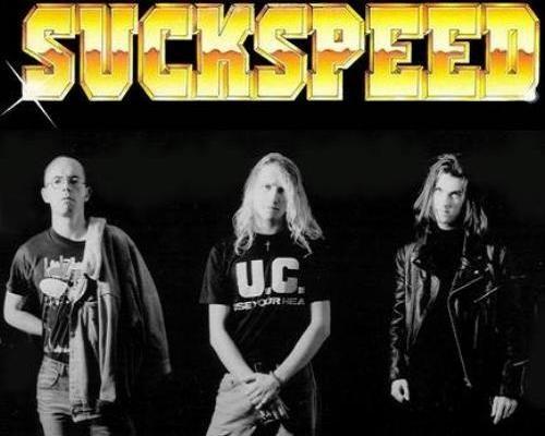 Suckspeed - Discography (1989-1993)