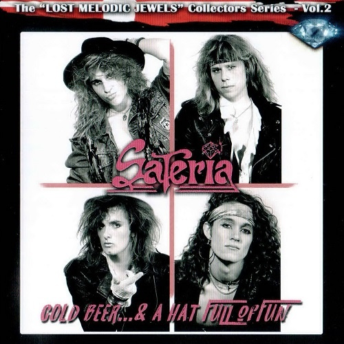 Sateria - Cold Beer...& A Hat Full Of Fun [Reissue 2020] (1991)