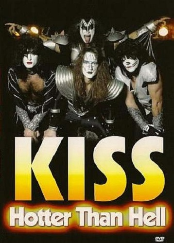 Kiss - Hotter Than Hell (Live 70') (2007)