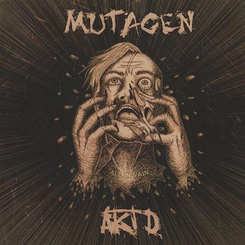Akt D / Mutagen - Akt D / Mutagen (2020)