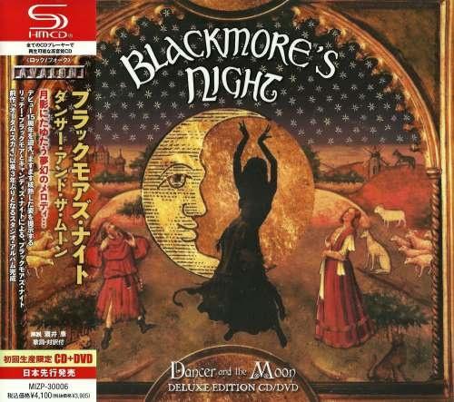 Blackmore's Night - Dаnсеr аnd Тhе Мооn [Jараnеsе Еditiоn] (2013)