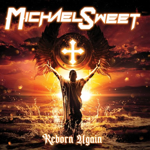 Michael Sweet (Stryper) - Reborn Again (2021)