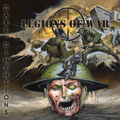 Legions of War - Dark Dimensions (2021)