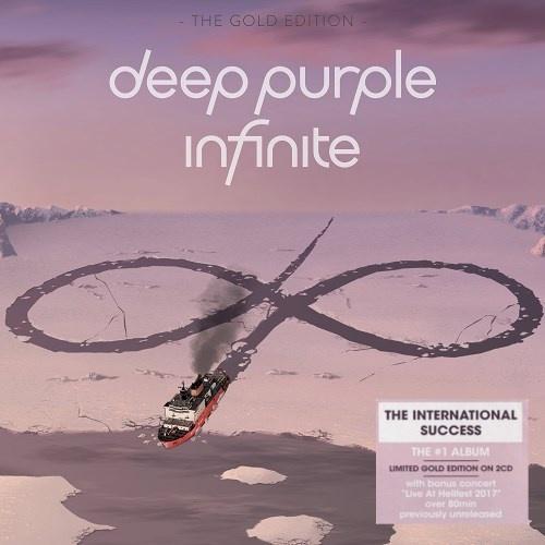 Deep Purple - inFinitе (Тhе Gоld Еditiоn) [2СD] (2017)