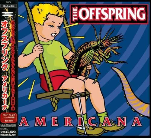 The Offspring - Аmеriсаnа [Jараnese Еditiоn] (1998)
