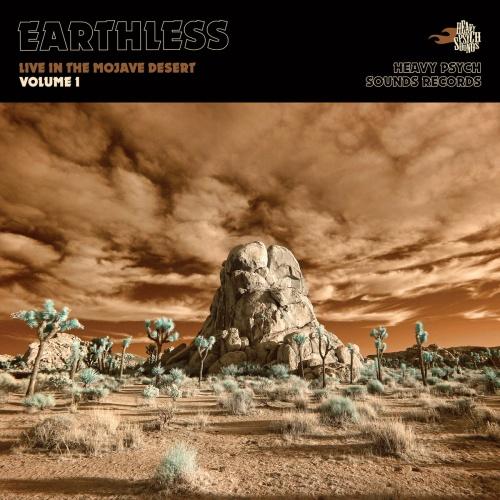 EARTHLESS - Live In The Mojave Desert, Vol. 1 (2021)