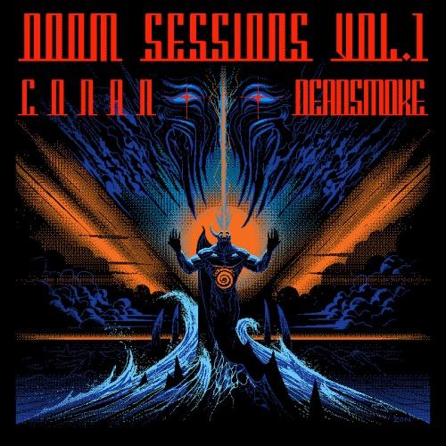 Conan // Deadsmoke - Doom Sessions Vol. 1 (2020)