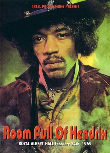 Jimi Hendrix - Room Full Of Hendrix, Royal Albert Hall 1969