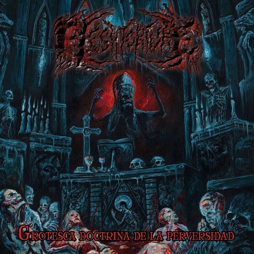 Fleshtorture - Grotesca Doctrina de la Perversidad (2021)