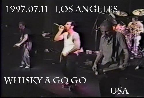 System Of A Down - Live at Whisky A Go Go, Hollywood 1997