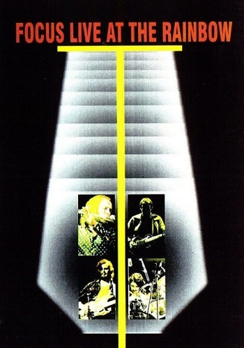 Focus - Live at The Rainbow Theatre, London 1973