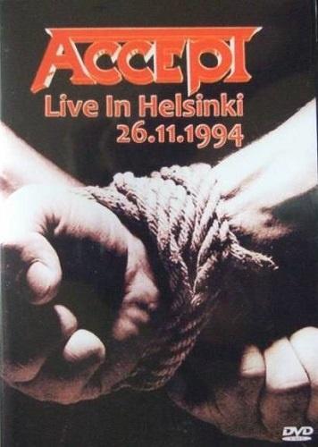 Accept - Live In Helsinki 1994