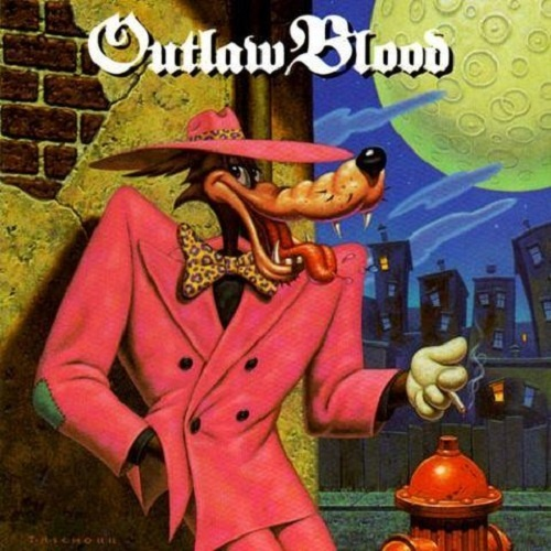 Outlaw Blood - Outlaw Blood (1991)