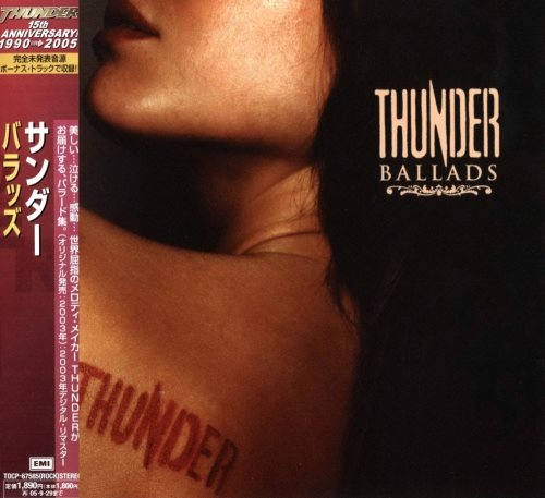 Thunder - Ваllаds [Jараnеsе Еditiоn] (2003) [2005]
