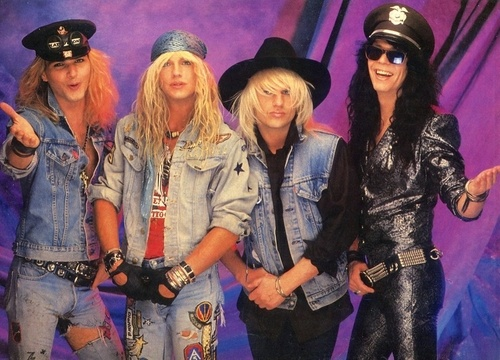 Poison - Discography (1986-2008)
