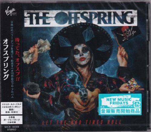 The Offspring - Let The Bad Times Roll (Japanese Edition) (2021)