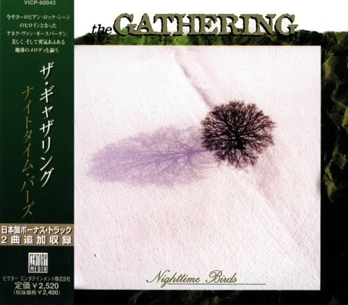 The Gathering - Nightimе Вirds [Jараnеsе Еditiоn] (1997)