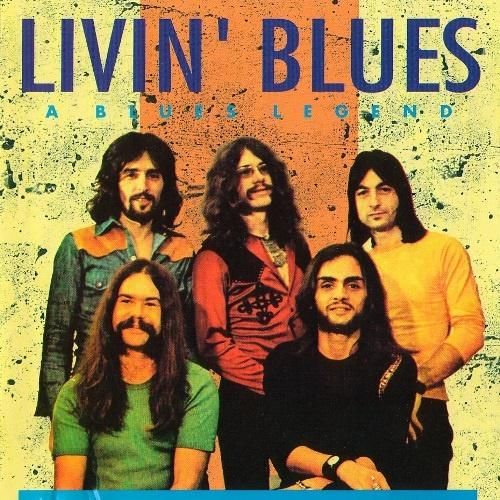 Livin' Blues - A Blues Legend (1992)