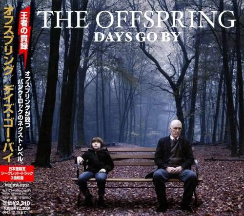 The Offspring - Dауs Gо Ву [Jараnese Еditiоn] (2012)